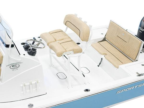 2020 Sportsman Boats boat for sale, model of the boat is TOURNAMENT 214 & Image # 25 of 34