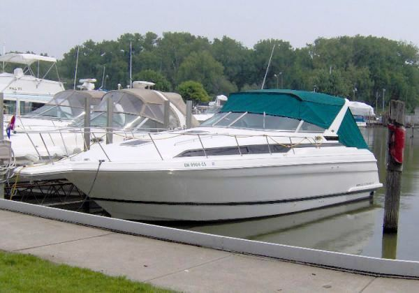 36' Wellcraft 3600 Martinique
