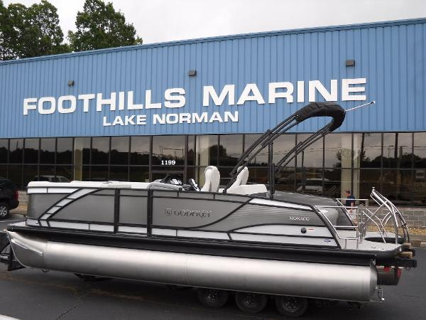 2021 Godfrey Pontoon boat for sale, model of the boat is Monaco 235 SFL GTP 27 in. & Image # 1 of 30