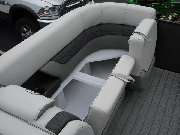 2021 Godfrey Pontoon boat for sale, model of the boat is Monaco 235 SFL GTP 27 in. & Image # 29 of 30