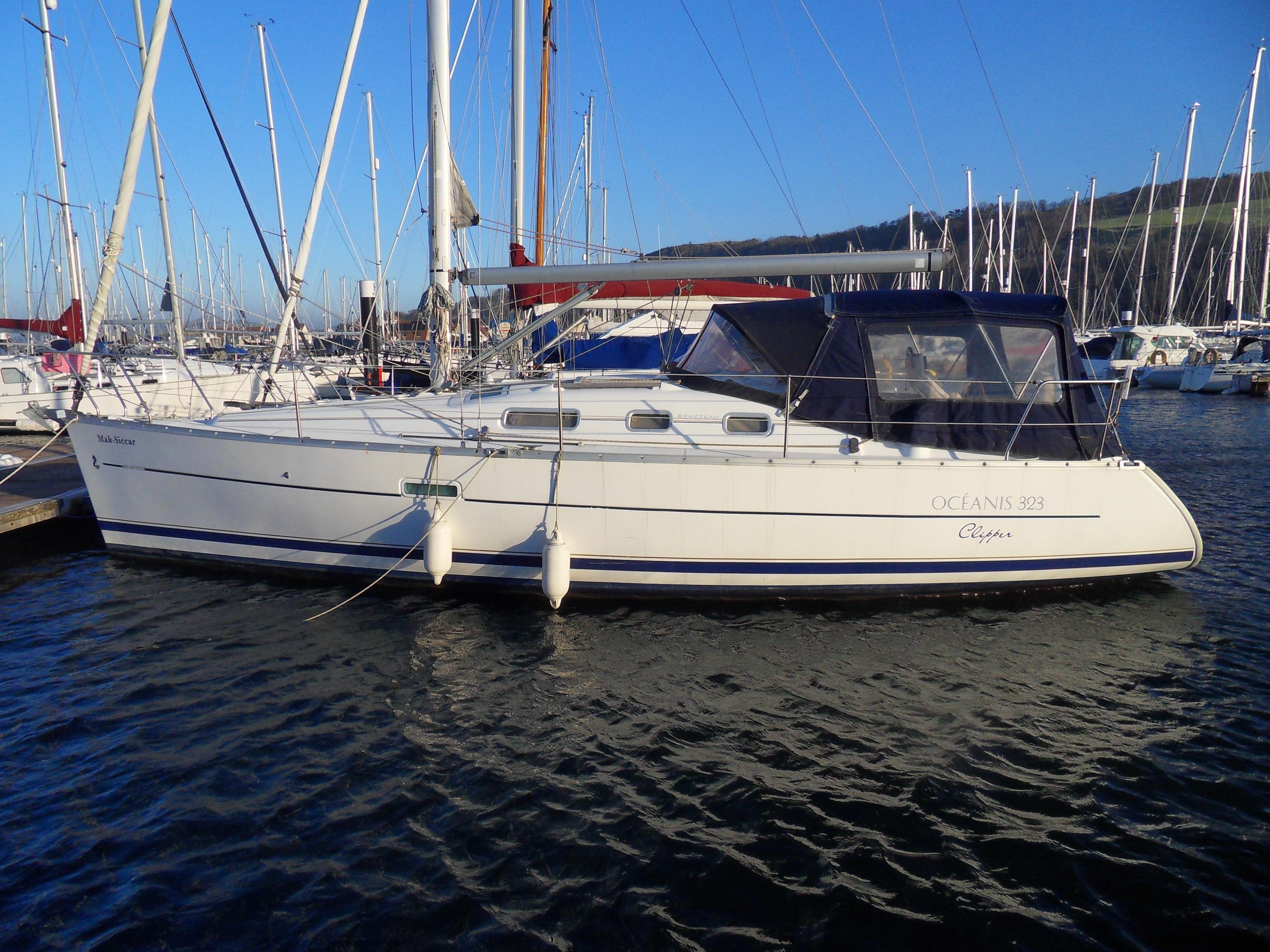 Beneteau 323 Oceanis Clipper