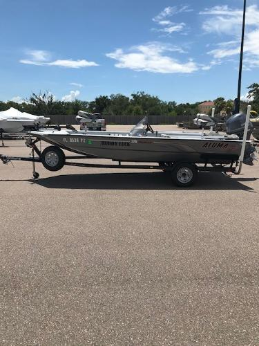 2015 ALUMACRAFT 175 PROWLER for sale