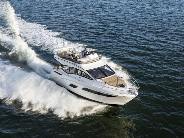 2020 Sea Ray boat for sale, model of the boat is Fly 400 & Image # 4 of 23