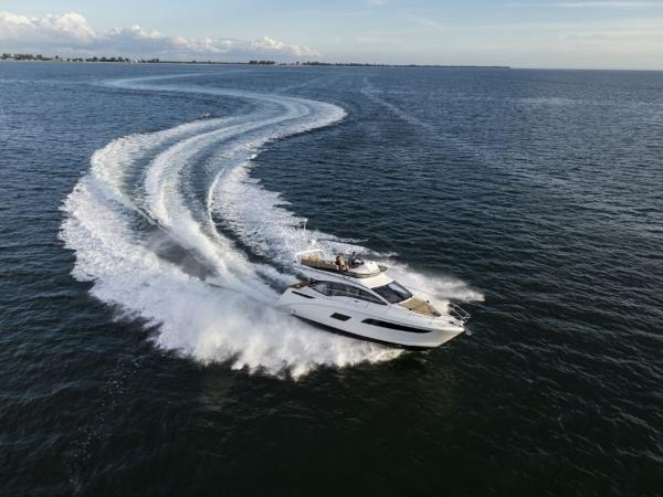 2020 Sea Ray boat for sale, model of the boat is Fly 400 & Image # 6 of 23