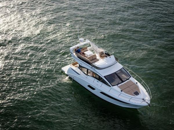 2020 Sea Ray boat for sale, model of the boat is Fly 400 & Image # 8 of 23