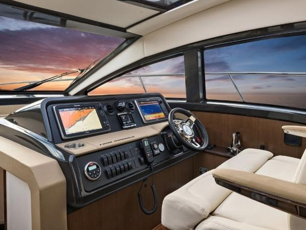 2020 Sea Ray boat for sale, model of the boat is Fly 400 & Image # 15 of 23