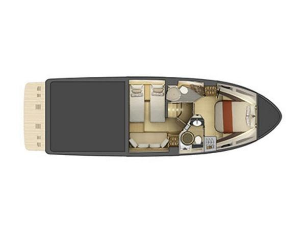 2020 Sea Ray boat for sale, model of the boat is Fly 400 & Image # 20 of 23
