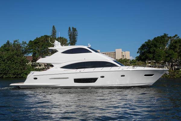 2018 75' Viking 75 Motor Yacht