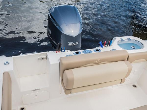 2020 Sailfish boat for sale, model of the boat is 241 CC & Image # 2 of 22