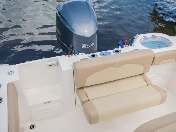 2020 Sailfish boat for sale, model of the boat is 241 CC & Image # 4 of 22