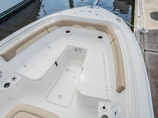 2020 Sailfish boat for sale, model of the boat is 241 CC & Image # 12 of 22