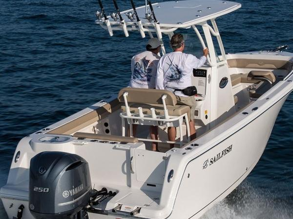2020 Sailfish boat for sale, model of the boat is 241 CC & Image # 13 of 22