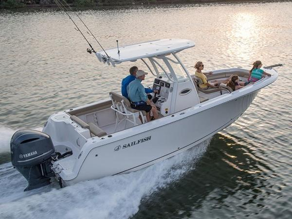2020 Sailfish boat for sale, model of the boat is 241 CC & Image # 18 of 22