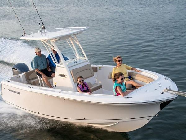 2020 Sailfish boat for sale, model of the boat is 241 CC & Image # 22 of 22