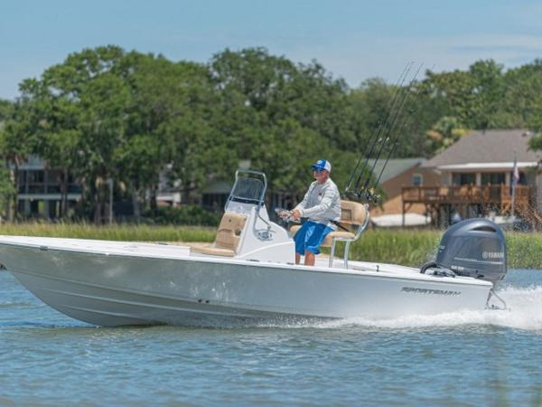 2020 Sportsman Boats boat for sale, model of the boat is Tournament 214 SBX & Image # 21 of 55