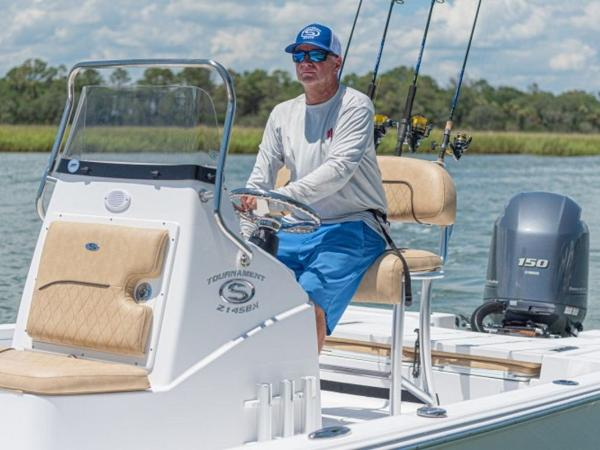 2020 Sportsman Boats boat for sale, model of the boat is Tournament 214 SBX & Image # 48 of 55