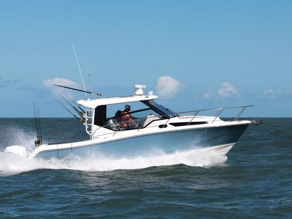 2020 Boston Whaler boat for sale, model of the boat is 325 Conquest & Image # 4 of 11