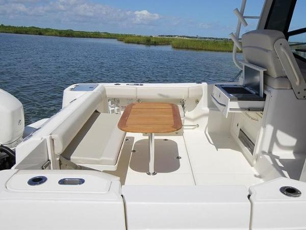 2020 Boston Whaler boat for sale, model of the boat is 325 Conquest & Image # 8 of 11