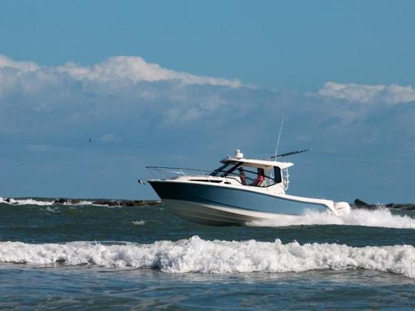 2020 Boston Whaler boat for sale, model of the boat is 325 Conquest & Image # 10 of 11