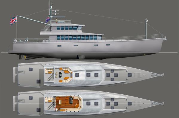 Circa Marine FPB 115 Offshore Motor Vessel