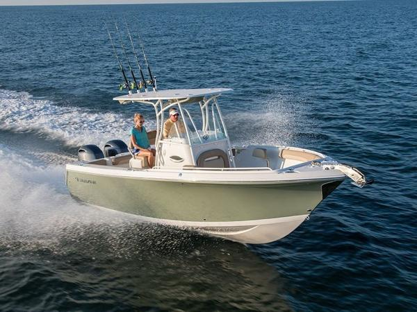 2020 Sailfish boat for sale, model of the boat is 242 CC & Image # 1 of 30