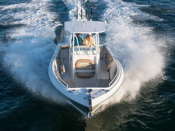 2020 Sailfish boat for sale, model of the boat is 242 CC & Image # 5 of 30