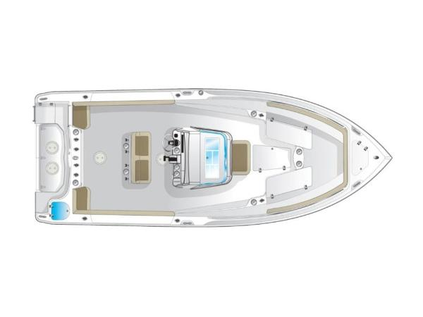 2020 Sailfish boat for sale, model of the boat is 242 CC & Image # 7 of 30