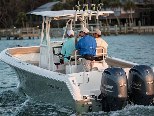 2020 Sailfish boat for sale, model of the boat is 242 CC & Image # 10 of 30