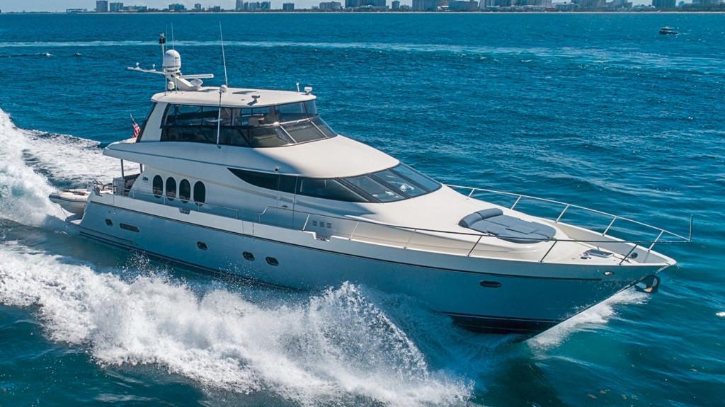 70 ft Neptunus Motoryacht