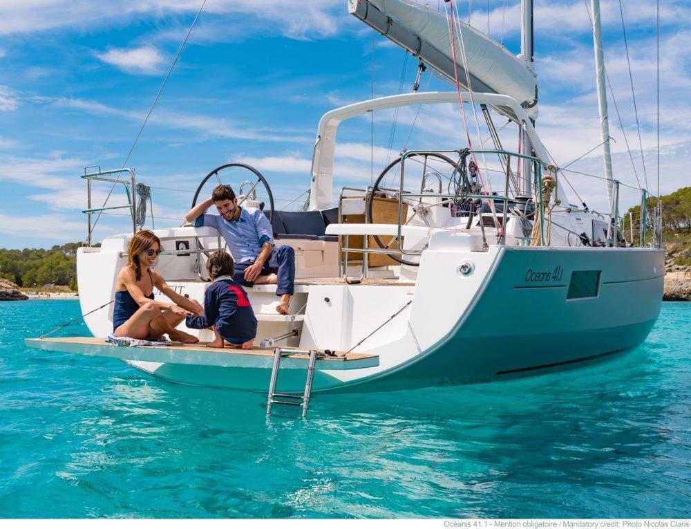 Beneteau Oceanis 41.1 - In Stock