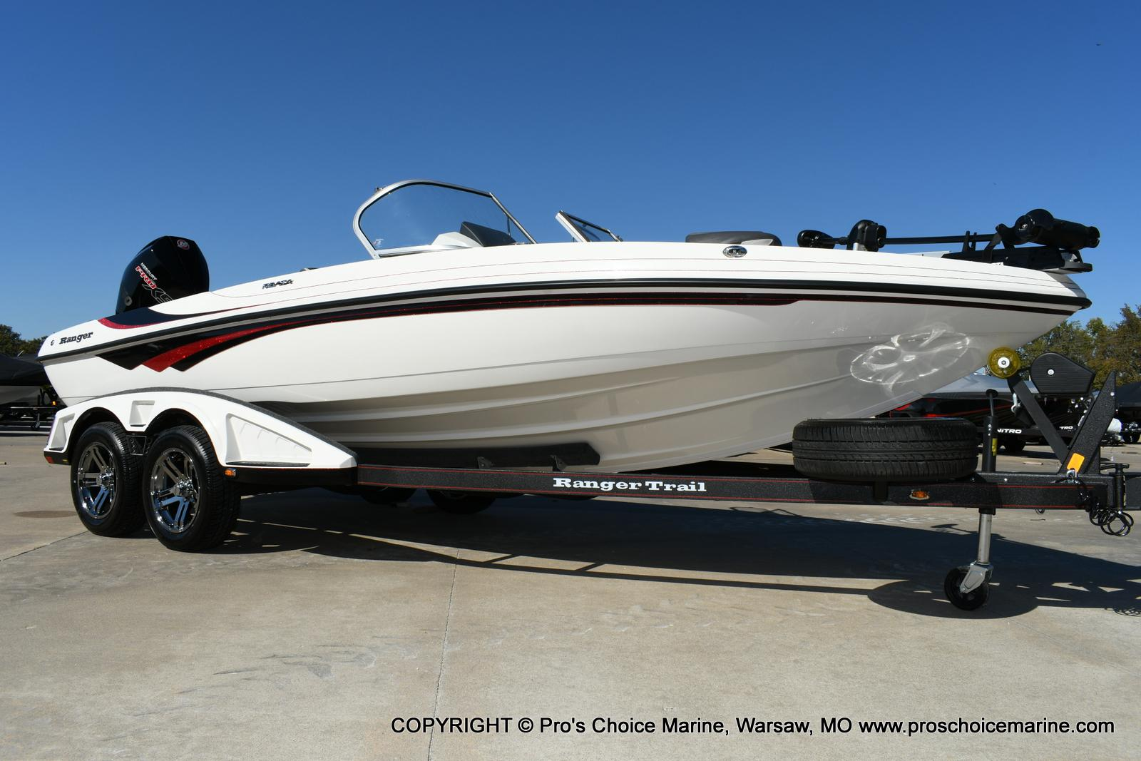 2020 Ranger Boats boat for sale, model of the boat is 212LS & Image # 1 of 50