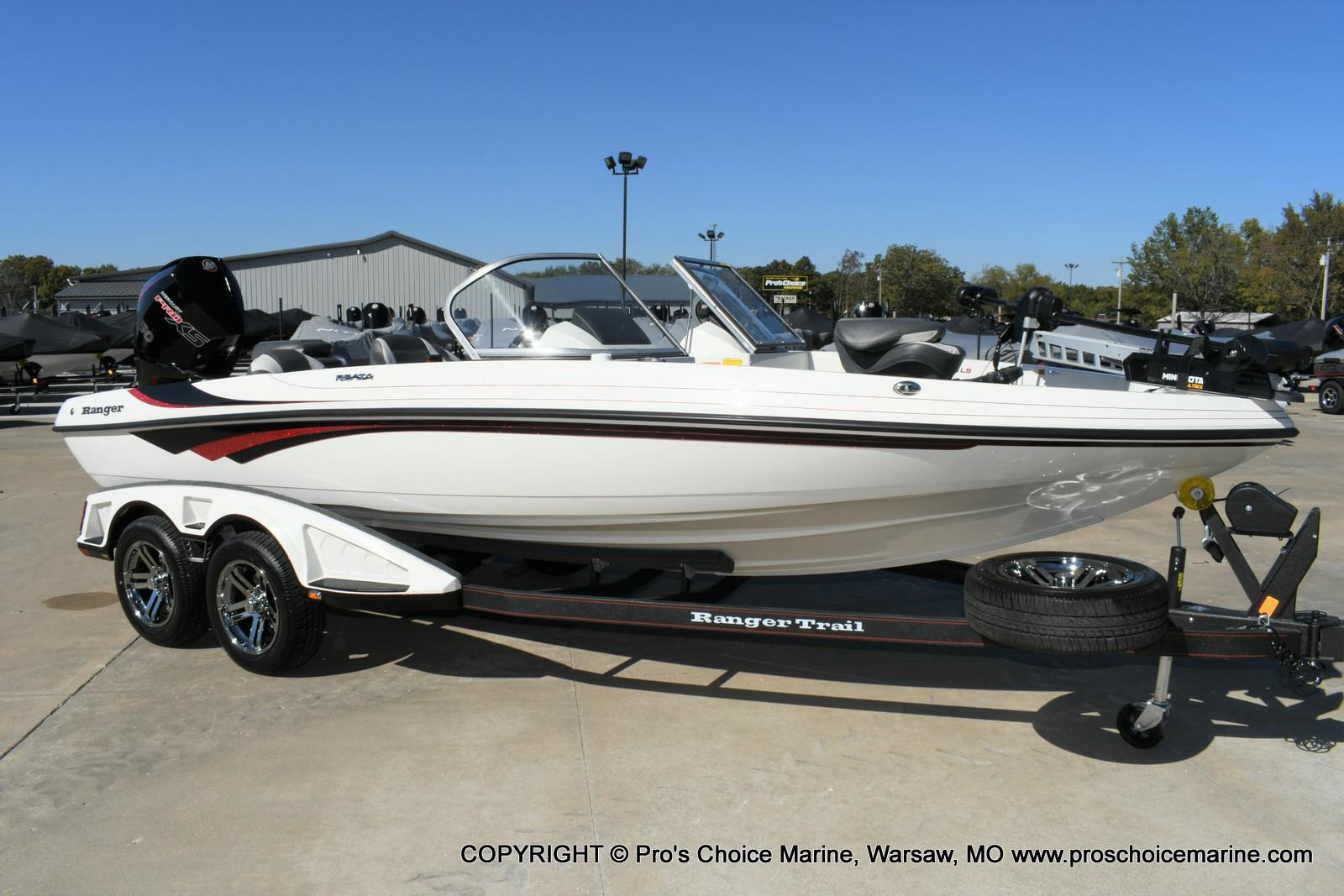 2020 Ranger Boats boat for sale, model of the boat is 212LS & Image # 15 of 50