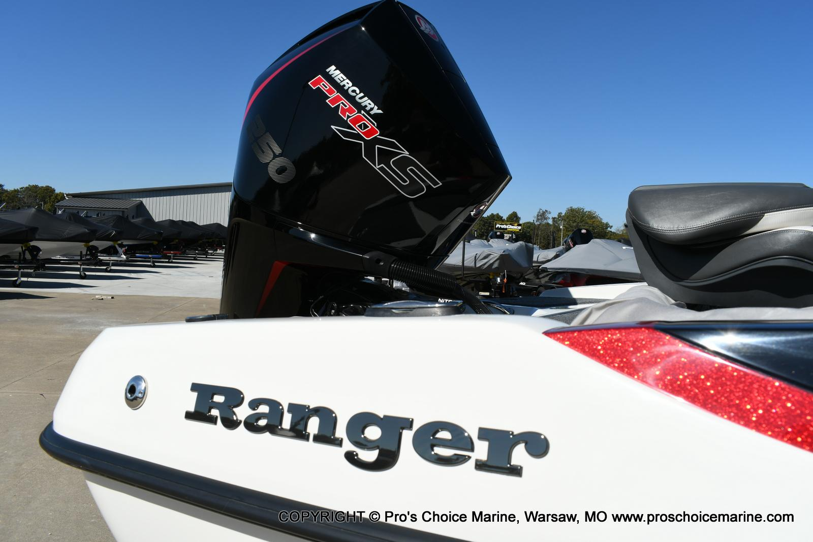 2020 Ranger Boats boat for sale, model of the boat is 212LS & Image # 16 of 50