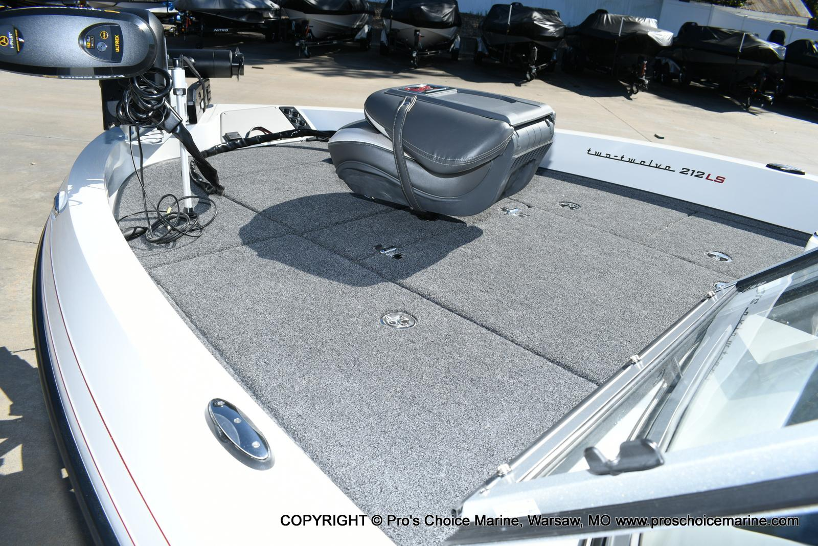 2020 Ranger Boats boat for sale, model of the boat is 212LS & Image # 20 of 50