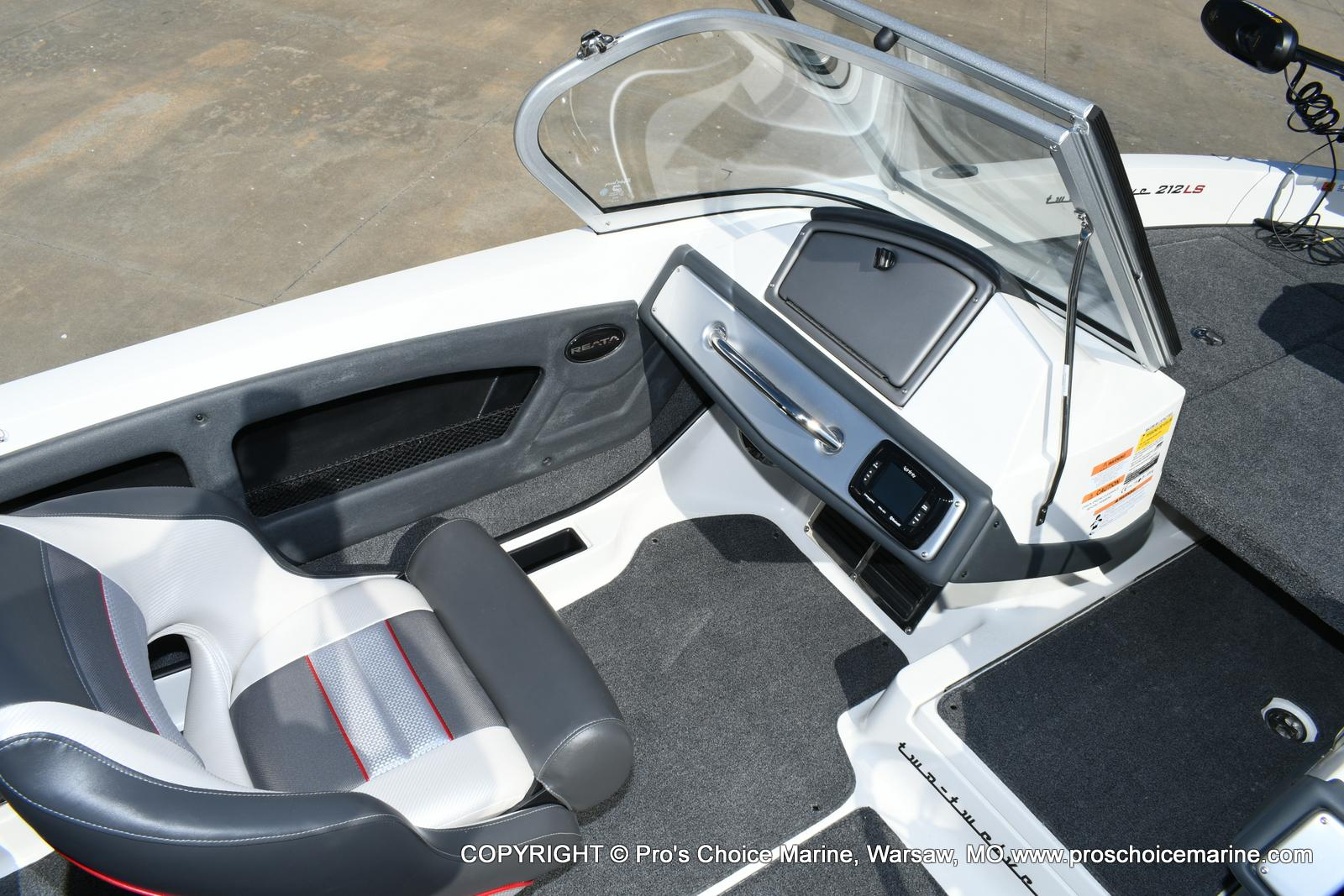 2020 Ranger Boats boat for sale, model of the boat is 212LS & Image # 21 of 50