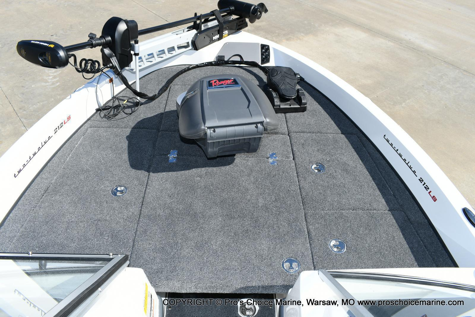 2020 Ranger Boats boat for sale, model of the boat is 212LS & Image # 23 of 50
