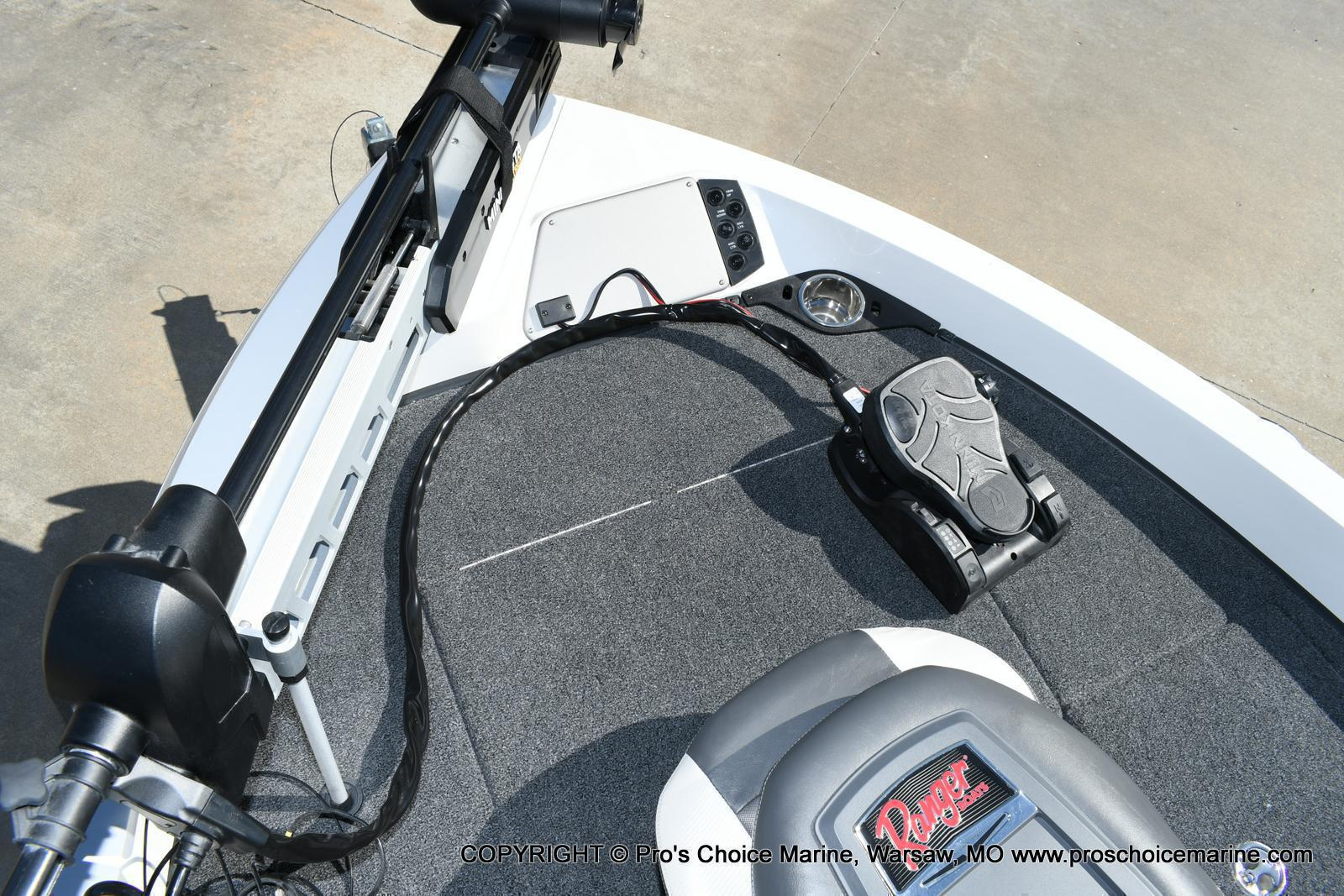2020 Ranger Boats boat for sale, model of the boat is 212LS & Image # 24 of 50