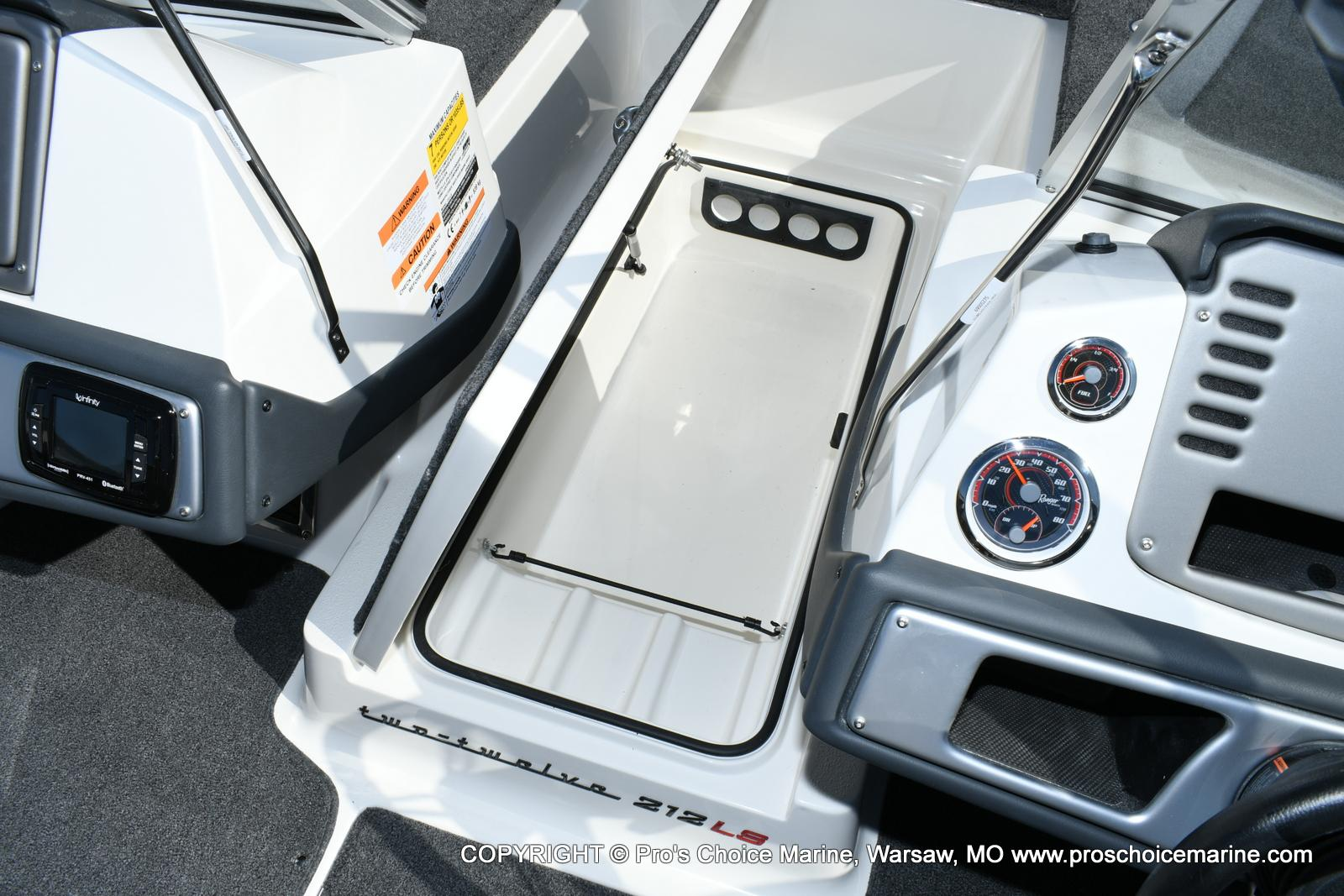 2020 Ranger Boats boat for sale, model of the boat is 212LS & Image # 26 of 50