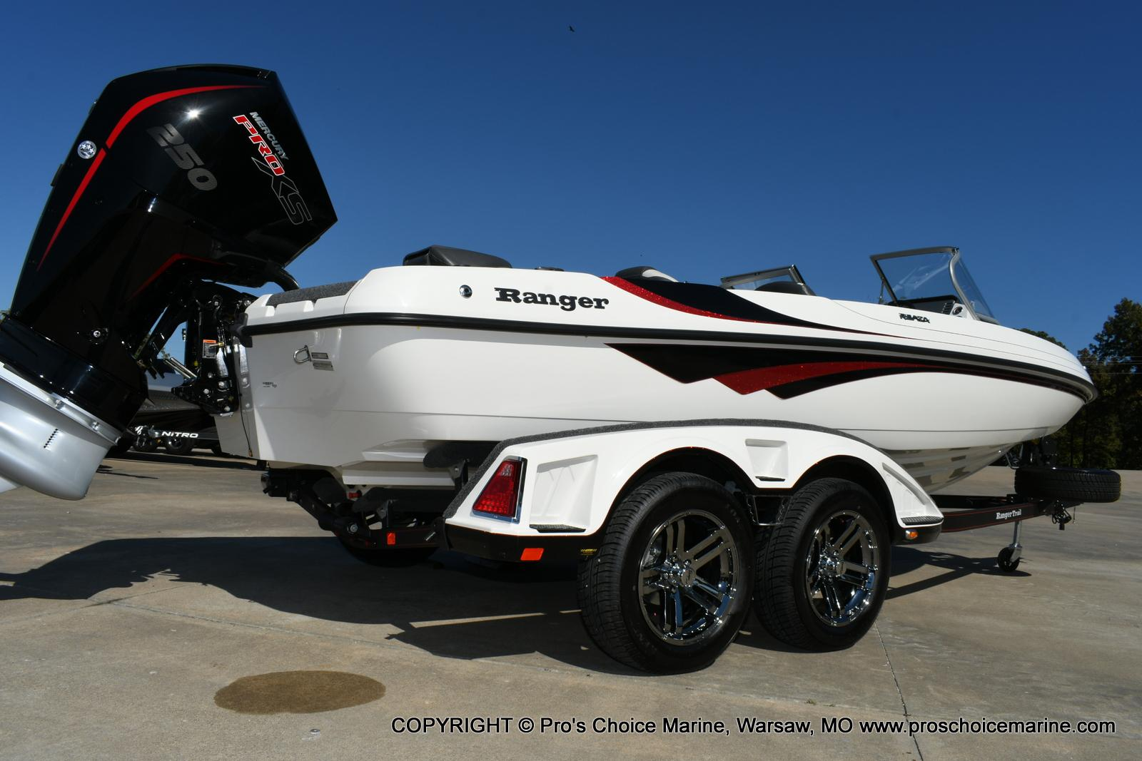 2020 Ranger Boats boat for sale, model of the boat is 212LS & Image # 29 of 50