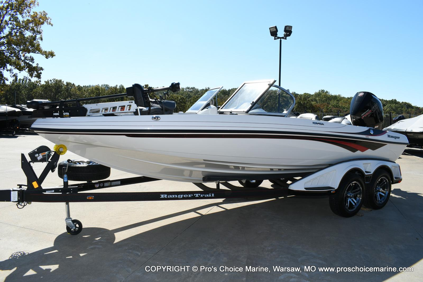 2020 Ranger Boats boat for sale, model of the boat is 212LS & Image # 31 of 50