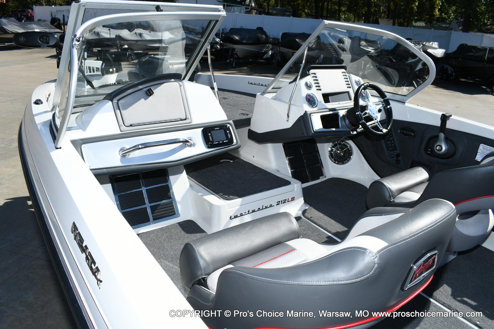 2020 Ranger Boats boat for sale, model of the boat is 212LS & Image # 33 of 50