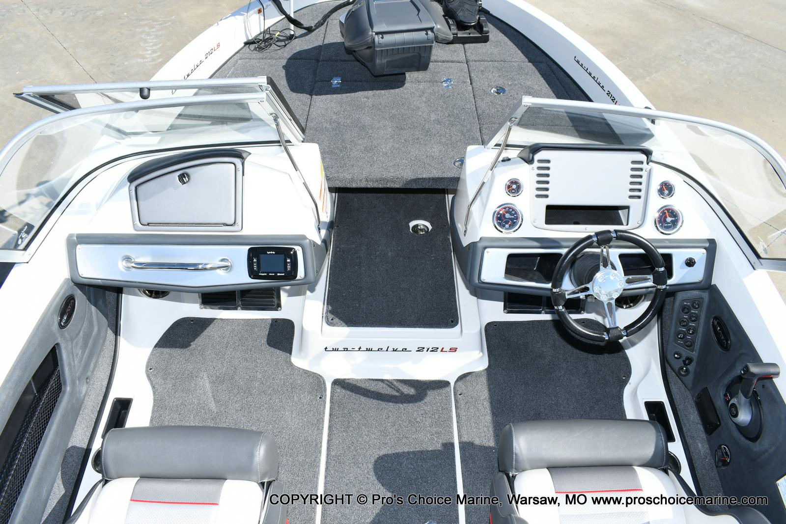 2020 Ranger Boats boat for sale, model of the boat is 212LS & Image # 34 of 50