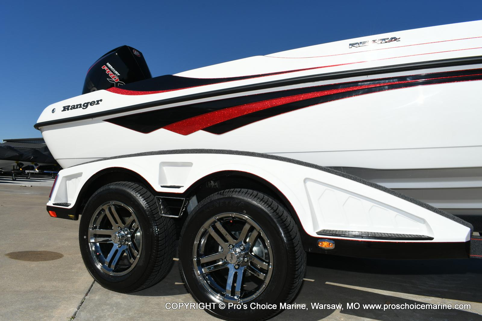 2020 Ranger Boats boat for sale, model of the boat is 212LS & Image # 41 of 50