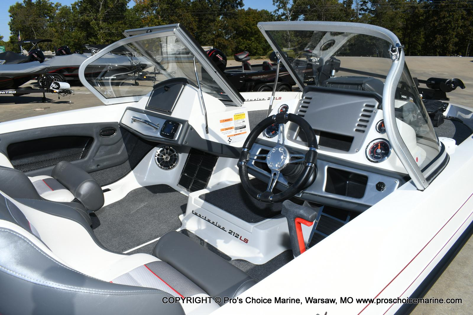 2020 Ranger Boats boat for sale, model of the boat is 212LS & Image # 43 of 50