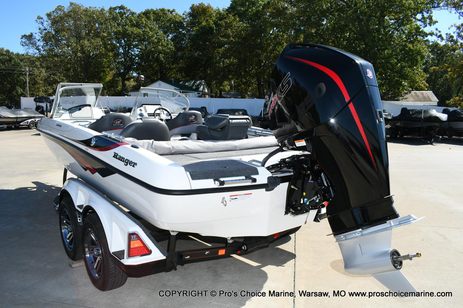 2020 Ranger Boats boat for sale, model of the boat is 212LS & Image # 5 of 50