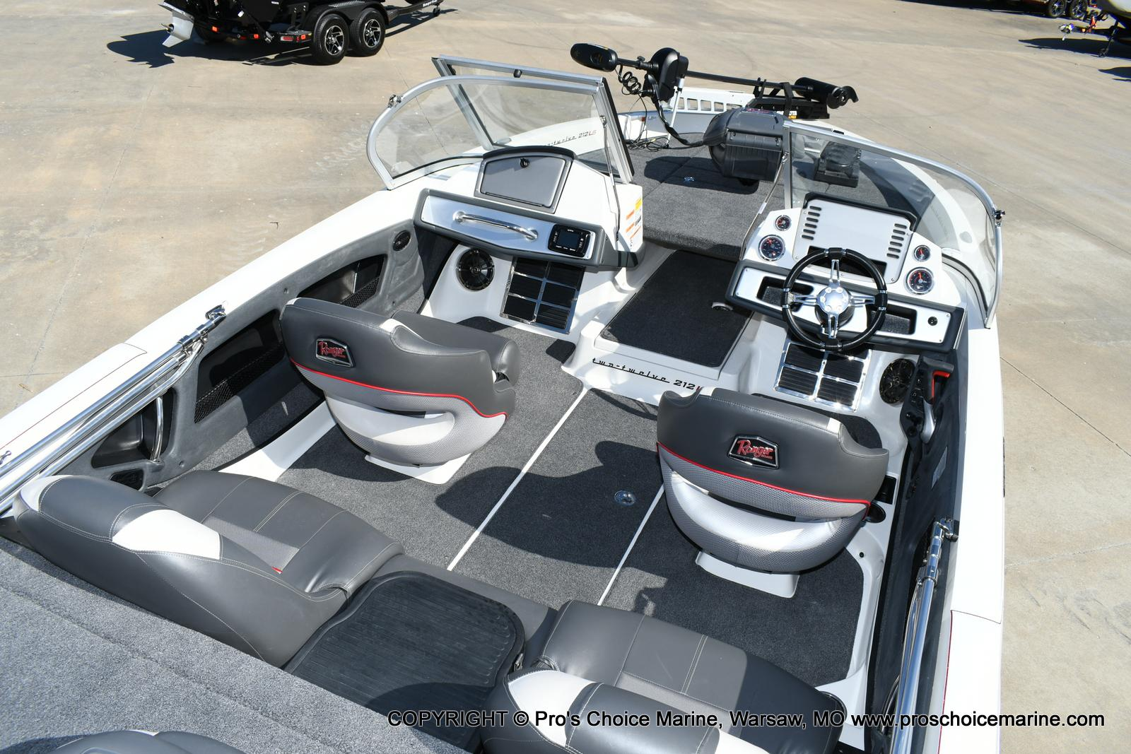 2020 Ranger Boats boat for sale, model of the boat is 212LS & Image # 7 of 50