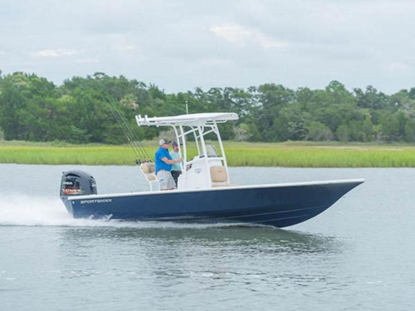 2020 Sportsman Boats boat for sale, model of the boat is Tournament 234 & Image # 1 of 41