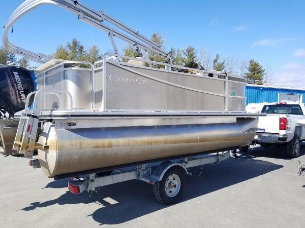 2013 CYPRESS CAY 18' SEABREEZE for sale