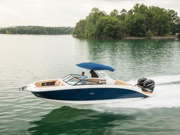 2020 Sea Ray boat for sale, model of the boat is SDX 290 OB & Image # 1 of 30