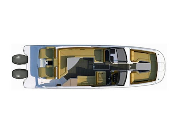 2020 Sea Ray boat for sale, model of the boat is SDX 290 OB & Image # 3 of 30